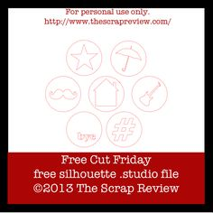 Free Cut Friday created by @Ashley Harris is up and ready!!