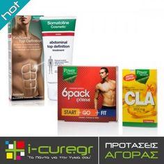 Ξεκίνησες δίαιτα;Τέλεια! Μεγιστοποιησε τα αποτελέσματα της διατροφής σου με τα εξής προϊόντα: http://www.i-cure.gr/i-cure-super-set-andrikoy-adynatismatos-grammwshs-me-somatoline-agwgh-koiliakoi-top-definition-200ml-power-health-6pack-extreme