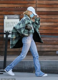 Estilo Hailey Baldwin, Hailey Baldwin Style, Winter Outfits, Casual Outfits, Cute Outfits, Fashion Outfits, Looks Street Style, Looks Style, Casual Street Style