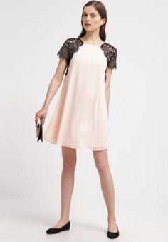 TFNC LAVA - Sukienka letnia - blush/black - Zalando.pl