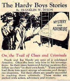 Unofficial Hardy Boys site.