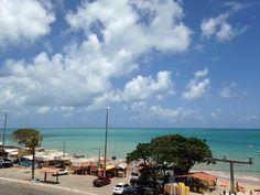 Praia do Seixas -bom dia Paraíba!!!!!