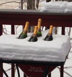 Apre' Ski! @Courtney Mullins