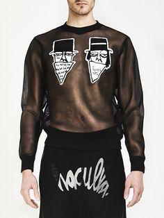Twin City Bandit Sweatshirt - HACULLA