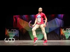 Incredible dance moves by Fik-Shun at the World of Dance Tour competition - E Minor TV