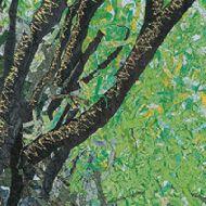 Noriko Endo Confetti Naturescape quilt