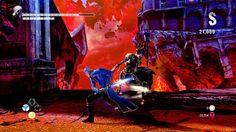 DMC-Definitive-Edition-PS4-Hands-on-Preview  Ninja Theory's Iconic DMC: Devil May Cry made its world debut on January 2013 on PS3. The game took a fresh approach to the hack-n-slash series introducing us to the heroic half demon, half angel Dante.