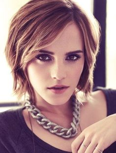 Love Emma's short cut.