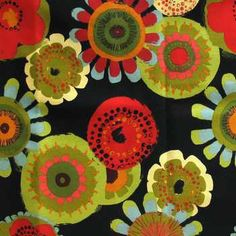 Midnight Crosby Duck Cloth Fabric