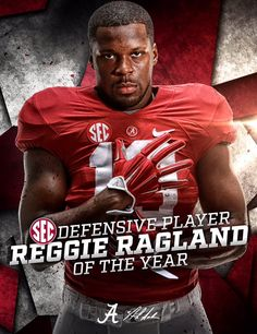 Reggie Ragland, SEC Defensive Player of the Year