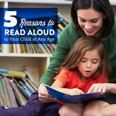 Do you read aloud to your kids? Our literacy expert shares some great reasons to incorporate this special reading time into your day.