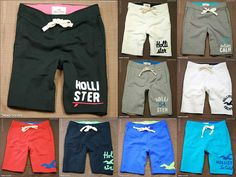 Hollister athletic shorts | 2013 Hollister HCO Mens Fleece Athletic Gym sweat Shorts NWT | eBay