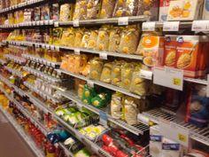 Internationale etenswaren Trend: internationalisering