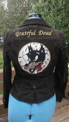 9e6c04674e5 87 Best grateful dead handmade clothing images in 2019
