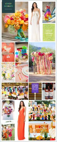 REVEL: Cinco de Mayo Wedding Inspiration