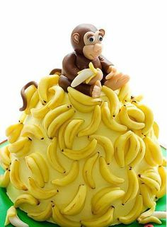 День рождение обезьянки