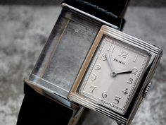 The Collector's Series – Our first female collector and her glorious vintage Jaeger-LeCoultre Reverso | https://monochrome-watches.com/collectors-series-first-female-collector/