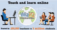 WebIQ allows teachers and students to communicate through a variety of resources. Through this website, you can teach webinars, take quizzes and tests, participate in a virtual classroom, and take a variety of courses.