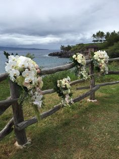 Wedding at the Point at the Montage Kapalua