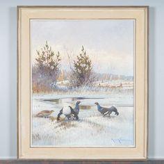 Ejnar Kohlmann, signeerattu. Painting, Design, Art, Art Background, Painting Art, Kunst, Paintings, Performing Arts