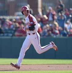 WholeHogSports - Hogs beat USC 4-0 in Game 1