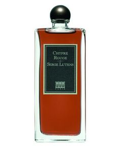 Chypre Rouge Serge Lutens perfume - a fragrance for women and men 2006