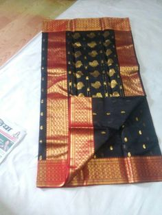 Our weave of chanderi