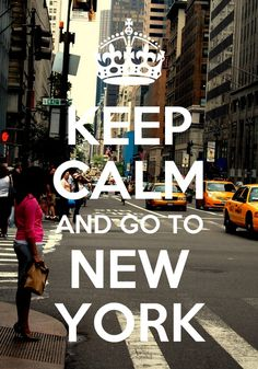 go to New York