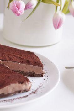 Das beste Käsekuchen Rezept, man muss ihn nicht mal backen und dann ist er auch noch mit Schokolade! Der beste Cheesecake der Welt!