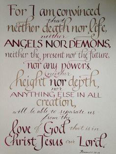 Romans 8:31-39 We Won!
