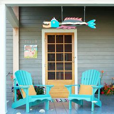 Indoor To Outdoor Living Room Furniture Makeover By Grandmau0027s House DIY |  Misc | Pinterest | Furniture Makeover