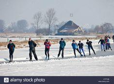 the-netherlands-jisp-winter-people-ice-skating-on-polder-canal-in-CTFTHB.jpg 1,300×956 pixels