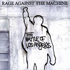 rage against the machine album covers