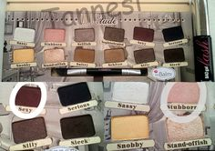 The Balm Nude Tude Palet