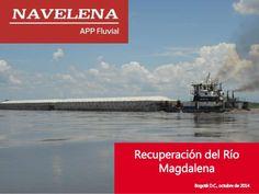 Recuperación del Río  Magdalena  Bogotá D.C., octubre de 2014