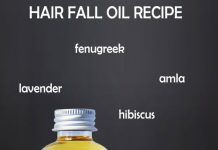 HOMEMADE OIL RECIPES TO REDUCE HAIR FALL