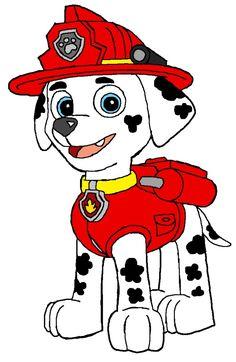 Marshall Paw Patrol Custom T-Shirt Iron On Transfer 5 x 9 Paw Patrol Cartoon, Paw Patrol Characters, Cartoon Characters, Paw Patrol Navidad, Cumple Paw Patrol, Paw Patrol Cake, Paw Patrol Party, Personajes Paw Patrol, Paw Patrol Christmas