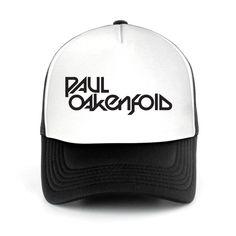 c2683c9d97c Trucker Hat Paul Oakenfold