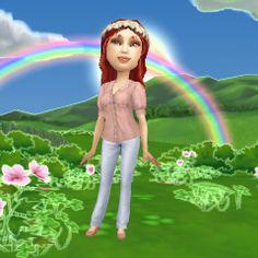 Adoro il mio #ZyngaAvatar! Corri su Zynga.com e creane subito uno! http://fun.zynga.com/avatarpin