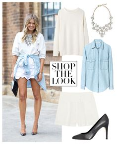 Shop the Street Style Look: Get Shorty