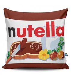 Almofada Criativa Nutella