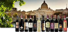 I grandi vini d'Italia  Vini famosi bianchi, rossi e rosati, particolarmente selezionati per questa confezione. Assortimento di 12 bottiglie che permette di scoprire i sapori e le diverse sfumature dei territori dell' Italia. www.oilwineitaly.com/it/22-i-grandi-vini-d-italia