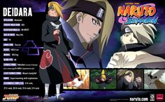 My Story & Anime: Characters of Naruto Shippuden Naruto Kakashi, Anime Naruto, Manga Anime, Naruto Art, Gaara, Otaku Anime, Boruto, Naruto Shippuden Characters, Naruto Shippuden Anime
