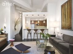Get Information home design Apartment Small Loft Apartments Loft Style Apartment Design NY you can see Apartment Small Loft Apartments Loft Style Apartment Design NY 1 Pictures and Gallery 7717 end more at Home Design Ideas. Small Apartment Living, Small Apartment Decorating, Small Apartments, Small Living, Modern Living, Apartment Ideas, Apartment Kitchen, Apartment Furniture, Cheap Apartment