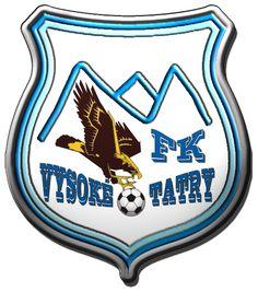 FK Vysoke Tatry , football / soccer logo , Slovakia