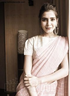 Samantha Ruth Prabhu (aka) Actress Samantha photos stills & images Saree Wearing Styles, Saree Styles, Stylish Blouse Design, Fancy Blouse Designs, Stylish Sarees, Stylish Dresses, Samantha In Saree, Samantha Ruth, Saree Jacket Designs