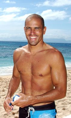 Kelly Slater - those eyes!