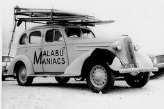 Malabu (Malibu) Maniacs Surf Chaser South Australia