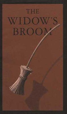 """""""The Widow's Broom"""" - Chris Van Allsburg  (1992, Picture Books)"""