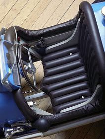 Just A Car Guy: Jim Wilson made incredibly good Bugatti type 35 pedal cars